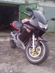 продам мотоцикл Kawasaki EX650A NINJA