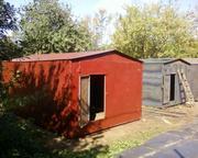Продаю металлические гаражи в Ярославле