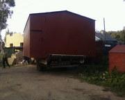 Производство металлических гаражей