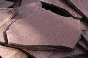 Плитняк лемезит (бордо) добыча и реализация