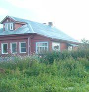 Продаю дом  на берегу реки Трубеж.
