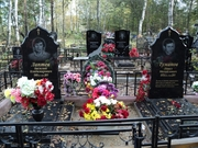 Памятники из гранита,  мрамора,  благоустройство захоронений.