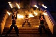 Огненно-пиротехнические шоу