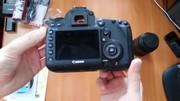 Canon EOS 5D Mark III EF 24-105 объектив