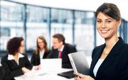 Ассистент-помощник женщине руководителю требуется