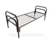 Кровати из металла недорогие для строителей