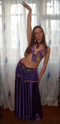 Продаю костюм для танца живота!!